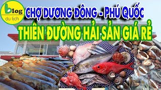 Kinh nghiệm mua hải sản chợ Dương Đông Phú Quốc mới nhất - Cập nhật giá hải sản  Phú Quốc