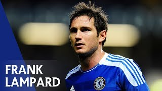 The story of Frank Lampard - from criticism to applause. Legendary 8 number of «Chelsea».