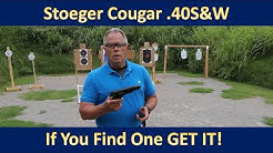 Stoeger Cougar .40S&W Video Review - After Several Years