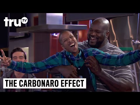 The Carbonaro Effect  Shaquille O'Neal and Michael Carbonaro Prank an Unsuspecting