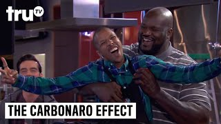 The Carbonaro Effect - Shaquille O'Neal and Michael Carbonaro Prank an Unsuspecting Fan
