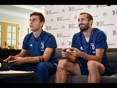 Juventus vs PSG   EA Sports