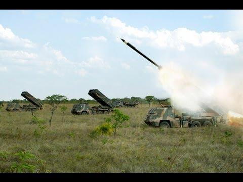 Brazil Military Power  - Modernização Das Forças Armadas Do Brasil - Astros II, Leopard
