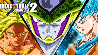 PERFECT CELL IS BACK! Perfect Cell Resurrects The Cell Games | Dragon Ball Xenoverse 2