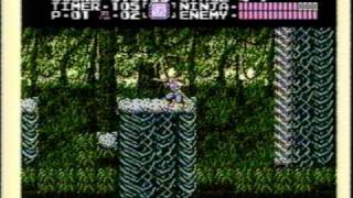 Classic Game Room - NINJA GAIDEN for NES review