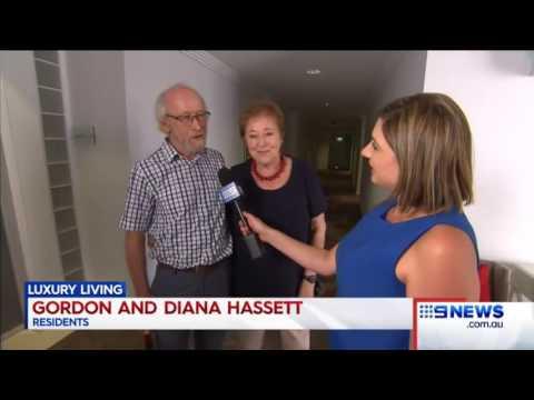 9 News: Kingsford Terrace Retirement Living