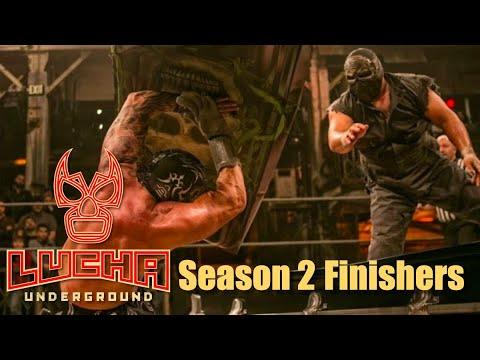 Download Lucha Underground Season 2 Finishers