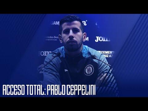 Acceso total | Conferencia de prensa con Pablo Ceppelini