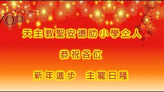 Publication Date: 2019-02-01 | Video Title: 天主教聖安德肋小學 恭祝各位 新年進步 主寵日隆