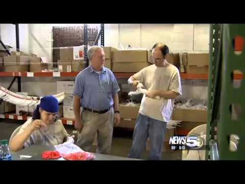 Local Company Hires Special Needs Employees