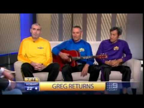 Wiggles interview about Sam's firing goes bad (Today Show Australia)