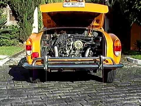 1971 vw karmann ghia fuel injection monoport