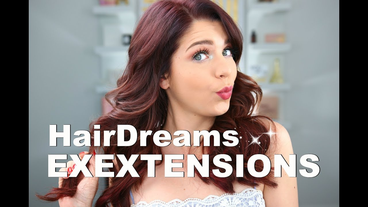 Hairdreams Nano Hair Extensions Application Review Makeupmolly