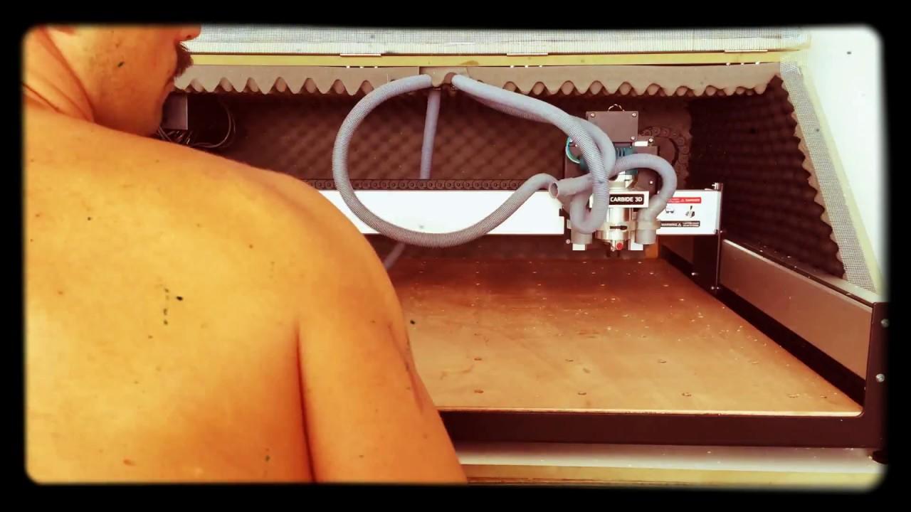 SHAPEOKO 3 XXL vacuum tubing test by Barthélémy Bach