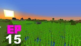 EliteCraft - EP15  - Super granja de caña