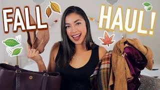 HUGE Fall Try On Haul! Forever 21, LuLus, Tobi, Nordstrom, & More!