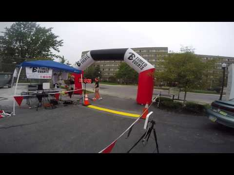 A.W.A.R.E. 5K in Lima, Ohio on 9/24/16 GoPro