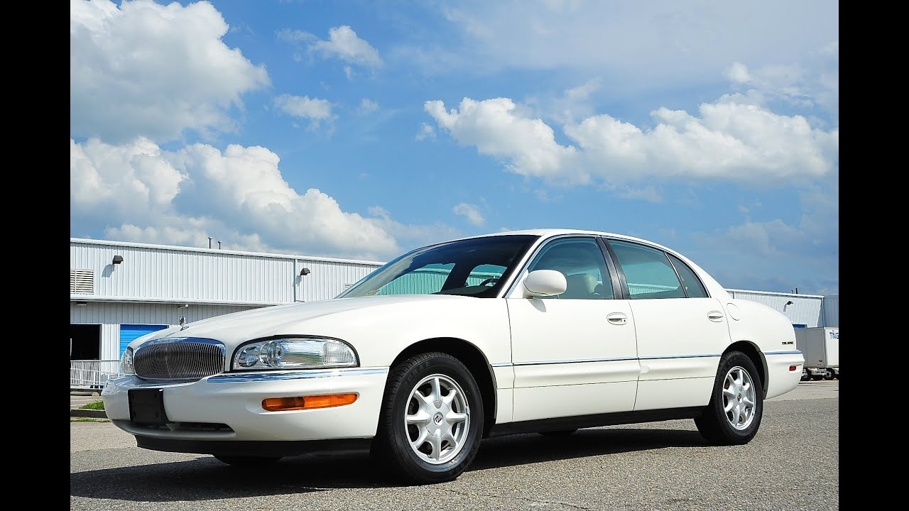 medium resolution of davis autosports 2003 buick park avenue only 39k mint condition for sale