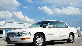 Davis AutoSports 2003 Buick Park Avenue / Only 39k / Mint Condition / For Sale