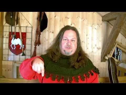 Arnulf das Schandmaul - die CD (Crowdfundingvideo - Startnext) (Mittelaltermarktmusik)