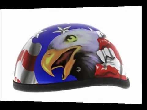Novelty Motorcycle Helmets - See Novelty Helmets Here