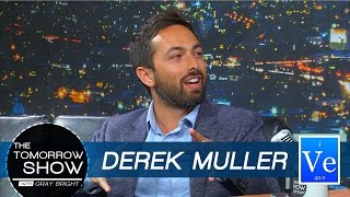 Derek Muller of Veritasium Interview on The Tomorrow Show
