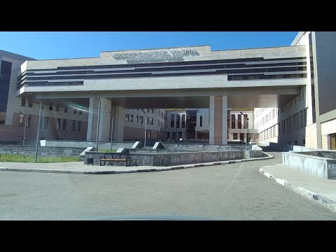Vanadzor - Bjshkakan Kentron / Ванадзор - Новый медицинский центр