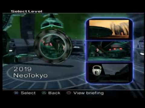 Timesplitters 2 Live Walkthrough - Story on Normal (Neotokyo to Aztec Ruins )