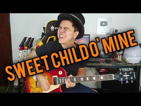 """""""Sweet Child O' Mine – Guns N' Roses"""""""