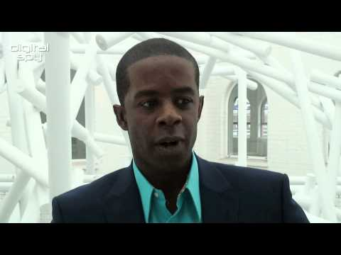 Adrian Lester on the new series of 'Hustle'