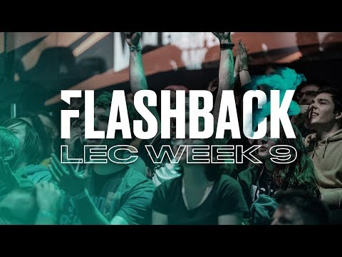 FLASHBACK | LEC 2019 Week 9 (Spring)