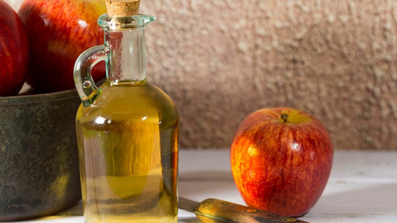 Milk Thistle And Apple Cider Vinegar Are Best Home