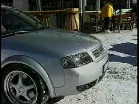Audi As6 Allroad Quattro Youtube