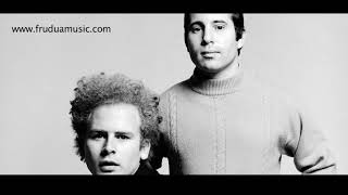 How to sing The boxer by Simon and Garfunkel isolated vocal Harmony
