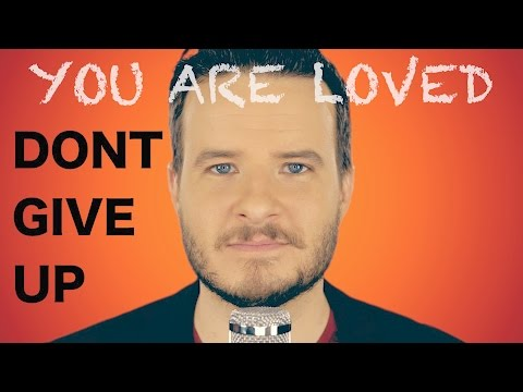 Josh Groban - You Are Loved (Don't Give Up) - A Cappella with Lyrics // Jared Halley Cover