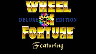 Wheel of Fortune: Deluxe Edition Intro (SNES Introduction)