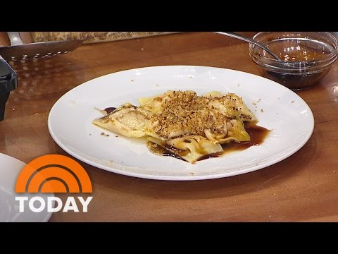 Maple Butternut Squash Soup, Butternut Agnolotti: Try These Fall Recipes! | TODAY