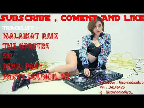 DJ BREAKBEAT MALAIKAT BAIK TERBARU 2017 (( BASS NYA KENCANG KALEEE )) - [ Hisanhadicahya_ ] -
