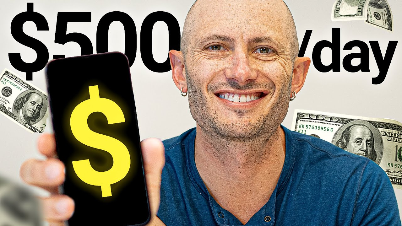 Download 11 Side Hustle Ideas To Make $500/Day From Your Phone