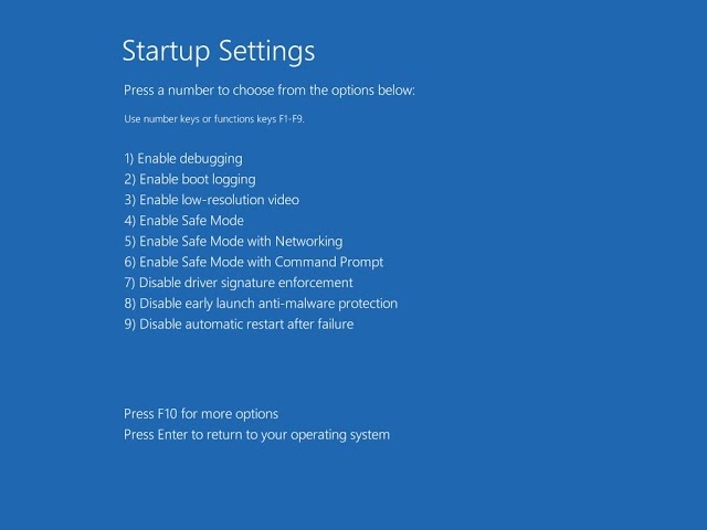 8 ways to boot into Windows 10 Safe Mode | Digital Citizen