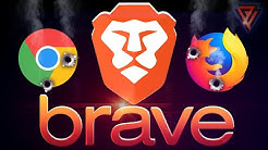 Why Brave will dethrone Chrome and Firefox.  Basic Attention Token BAT.