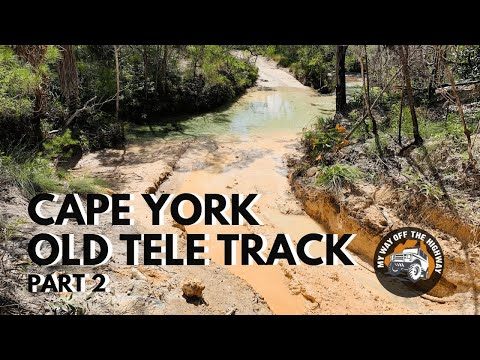 Cape York - The Old Telegraph Track - Part 2