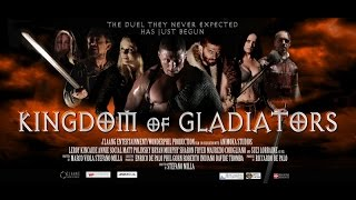 Kingdom of Gladiators | Action Packed Movie │ Maurizio Corigliano
