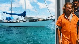 Man on trial for Murder flees our Anchorage by Yacht! (Sailing La Vagabonde) Ep. 71