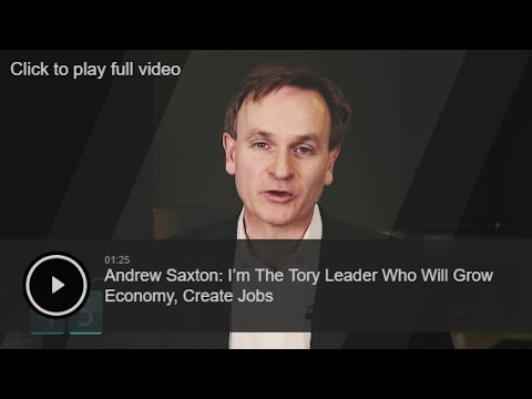"Andrew Saxton and ""toast"" puns on Huffington Post"
