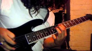 Video Flymore - Nothing Personal Guitar Lesson download MP3, 3GP, MP4, WEBM, AVI, FLV Juli 2018
