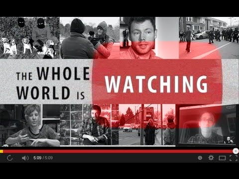 The Whole World Is Watching (documentary)