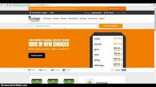 Hosting godaddy domain on weebly site FOR FREE!