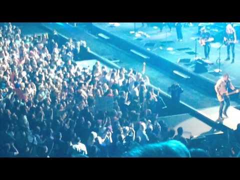 Bruce Springsteen 04/24/2014 Raleigh, NC RBC Center, BADLANDS