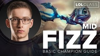 TSM Bjergsen Fizz Mid Preseason Guide | League of Legends